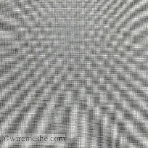 SS 304 80 Mesh Wire Dia. 0.14mm Stainless Steel Wire Mesh