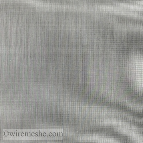 SS 304 100 Mesh Wire Dia. 0.10mm Stainless Steel Wire Mesh